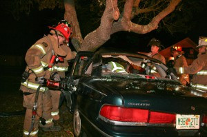 Firehouse Subs Extrication